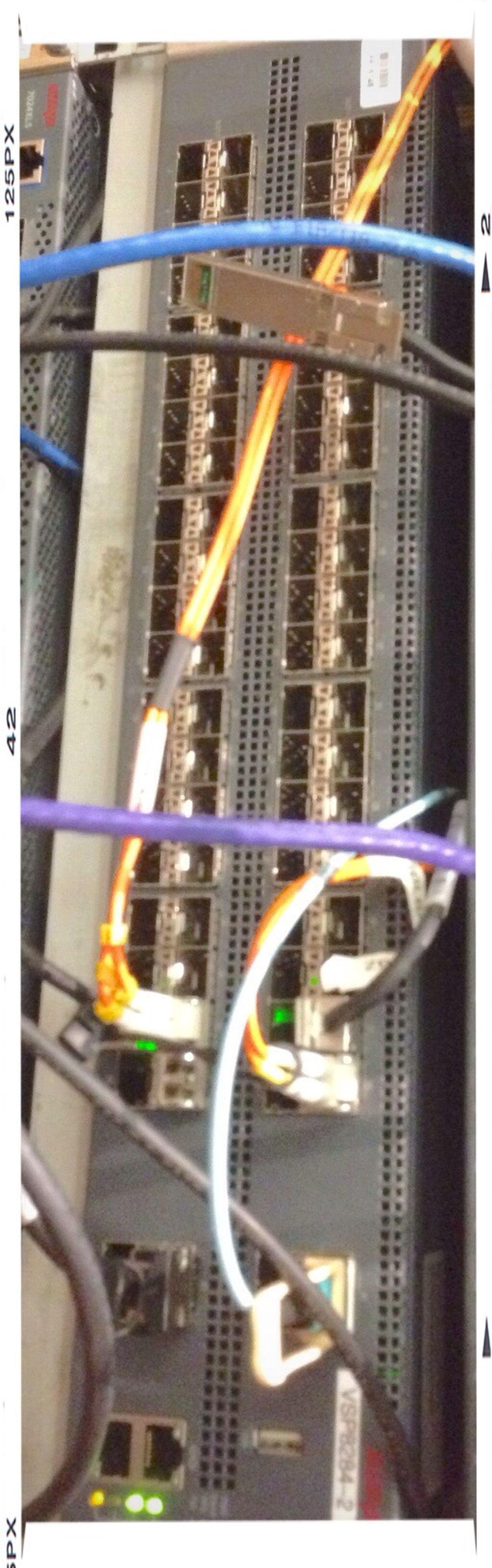 ATF2014 Avaya VSP-8284