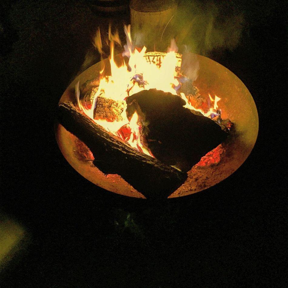 Beautiful stock photos of fireplace, Bonfire, Burning, Campground, Dark