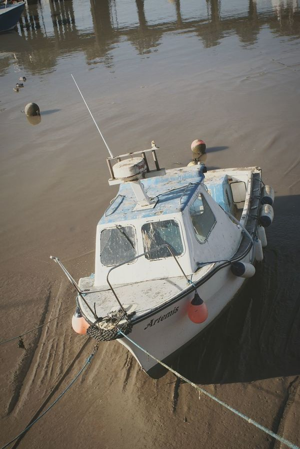 Bridlington Boat Forgot About This Picture Yorkshire Beach Photography Bridlington Boat
