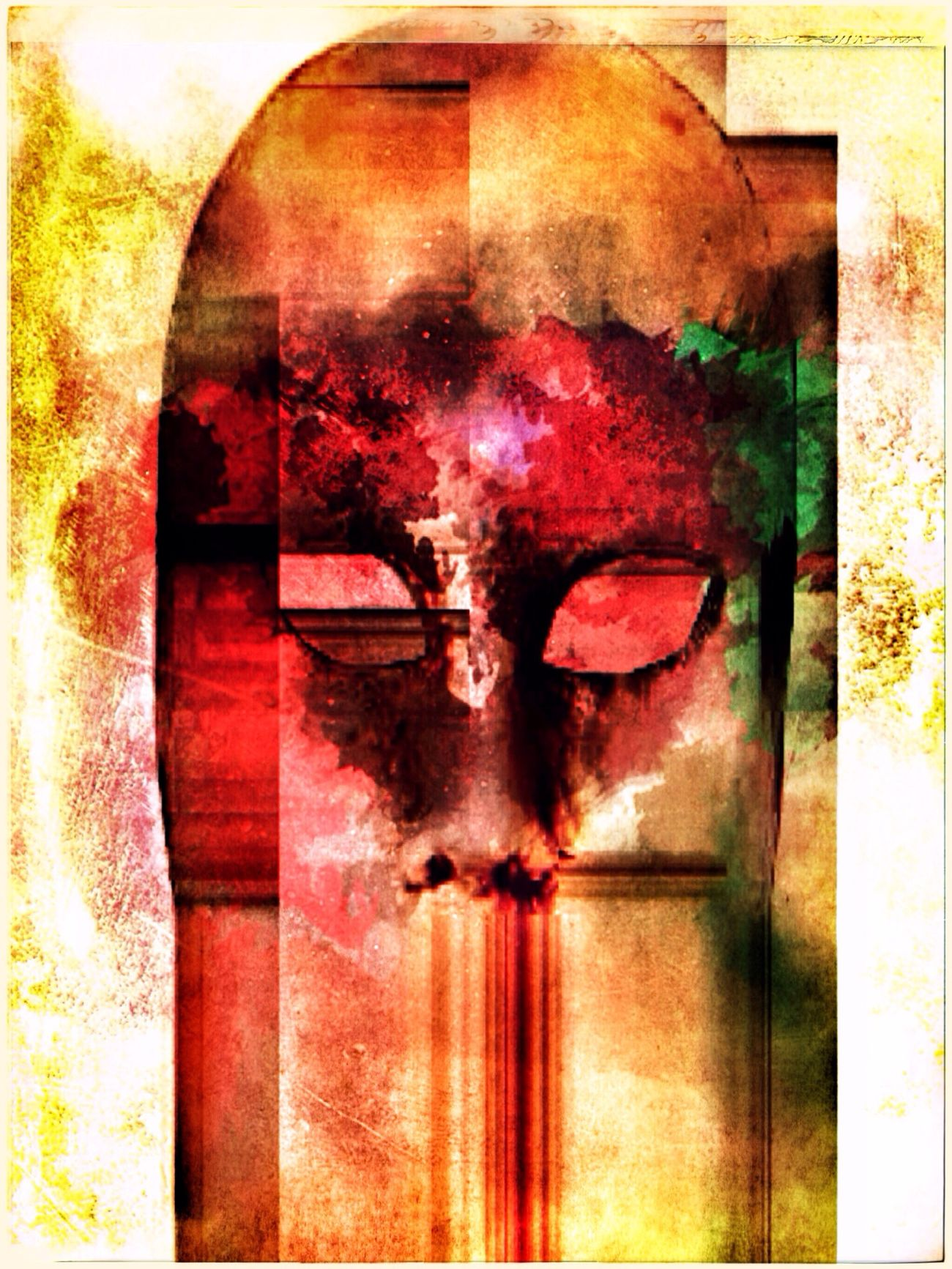 Masked ball IPhoneArtism Mob Fiction Portrait L'age D'or