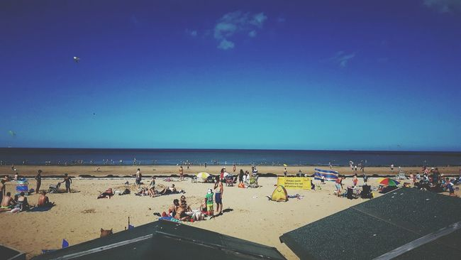 This Is Summer day 12. Sun, Sea And Sand And More Sand! Sand Everywhere British Summertime Beach Life