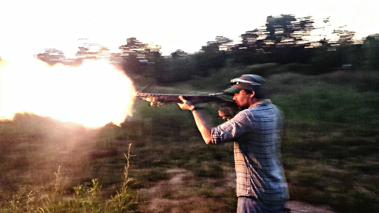 Shoot Shootermag Shootermagazine Gun Gun Shot Gun Shot Fire Flames Mossberg Remington Shotgun Blast