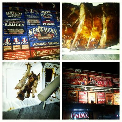 JennJenn was a lil pig at Ribfest last night! Round 2 today? ? Yes please! Fatty BBQ Picframe