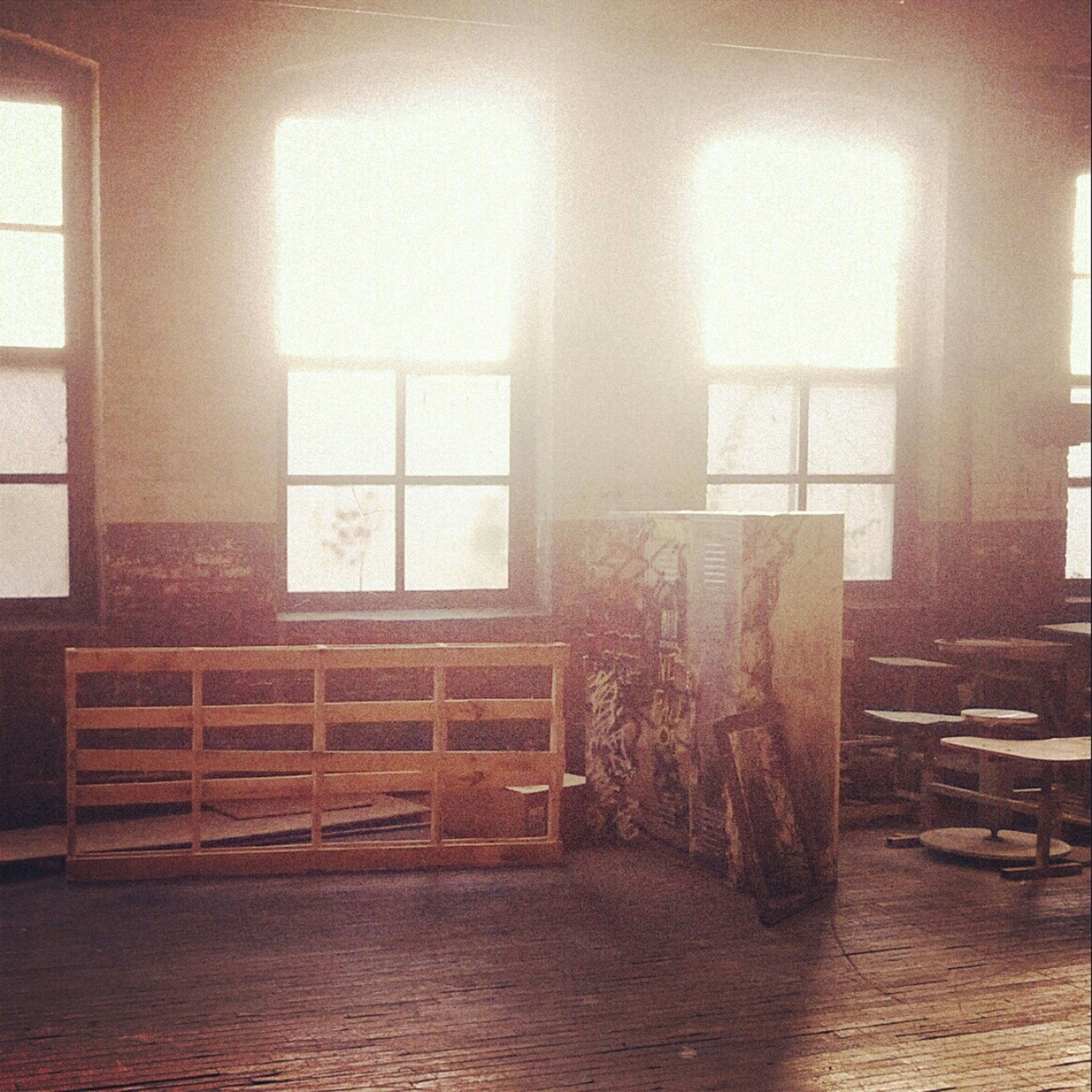indoors, window, architecture, built structure, empty, glass - material, absence, flooring, day, building exterior, no people, house, abandoned, interior, chair, sunlight, home interior, transparent, door, wall - building feature