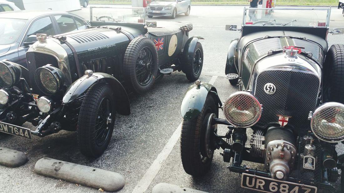 Old Bentleys - Belgium