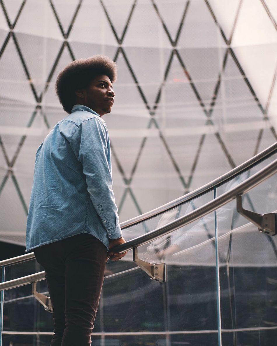 Standing People VSCO EyeEm Best Shots EyeEmBestPics Afro City Life Architecture Subway