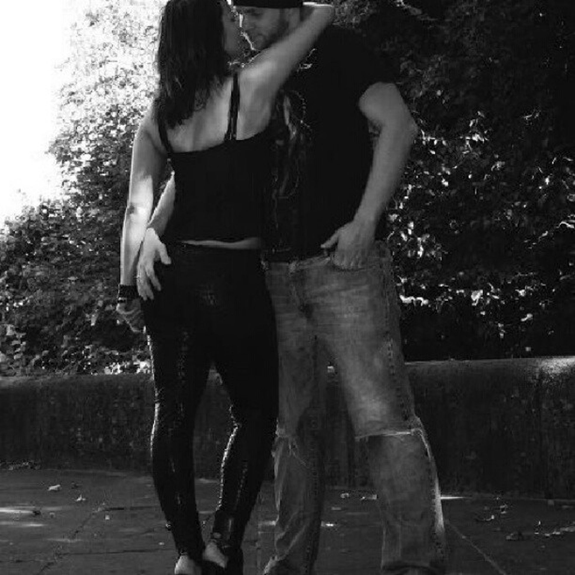 Me and my Wife Instahottie Instahotties Couple blackandwhite love