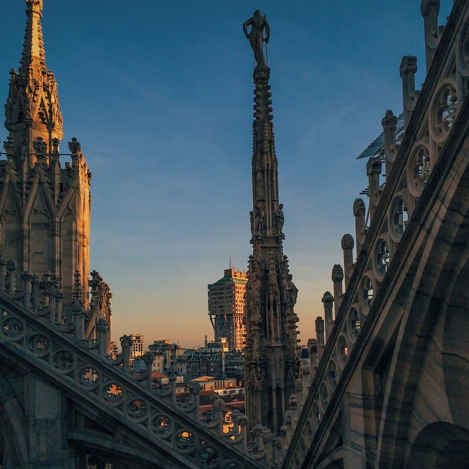 Beautiful stock photos of milan, Architectural Detail, Architecture, Art And Craft, Building Exterior