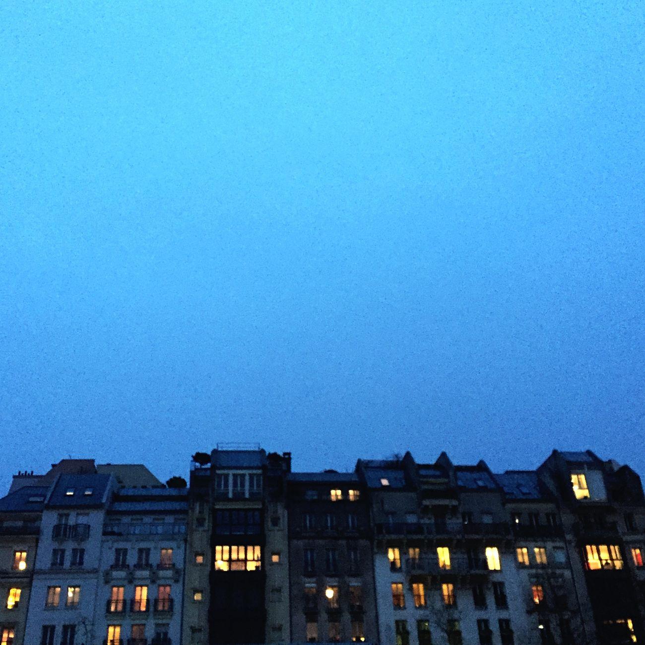 Paris at night. Open Edit