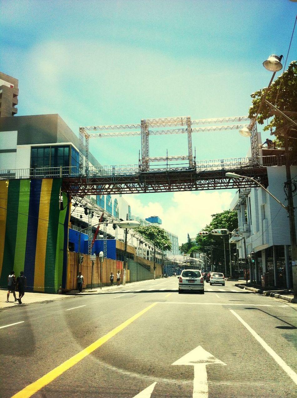 Salvador já se prepara para a maior festa do mundo carnaval 2014!!!