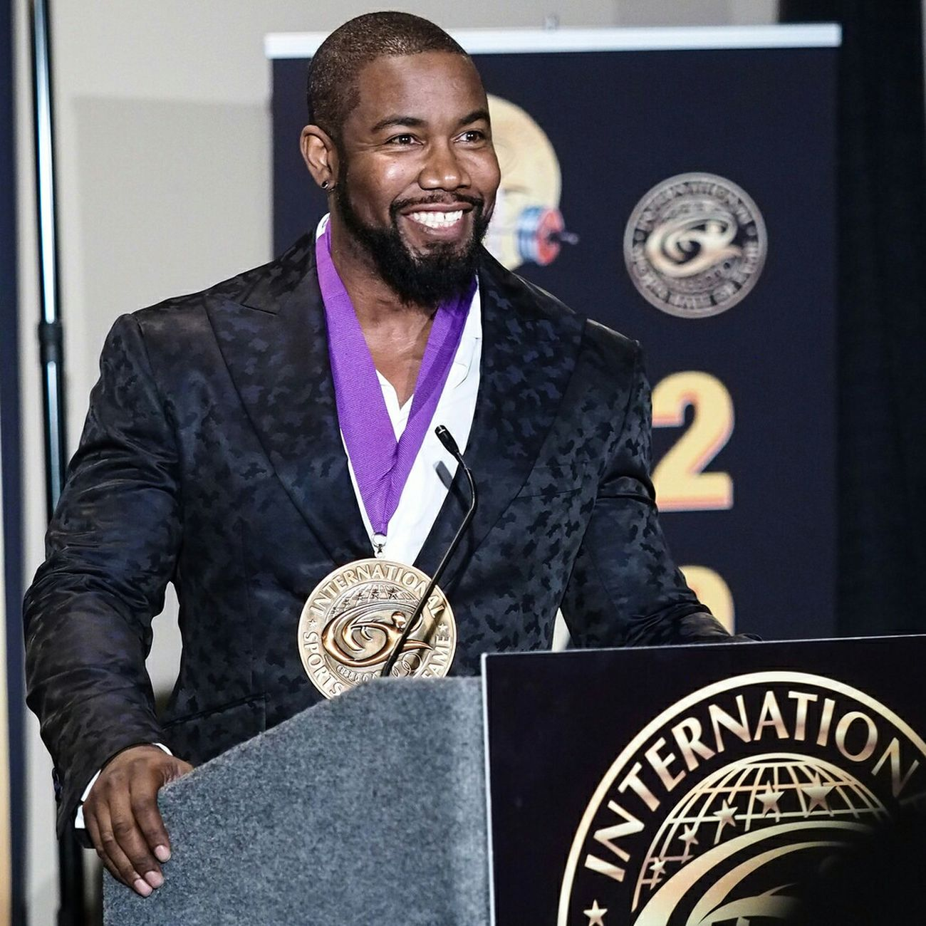 Michaeljaiwhite Martialarts Actor Inductee Internationalsportshalloffame Arnoldfitnessexpo