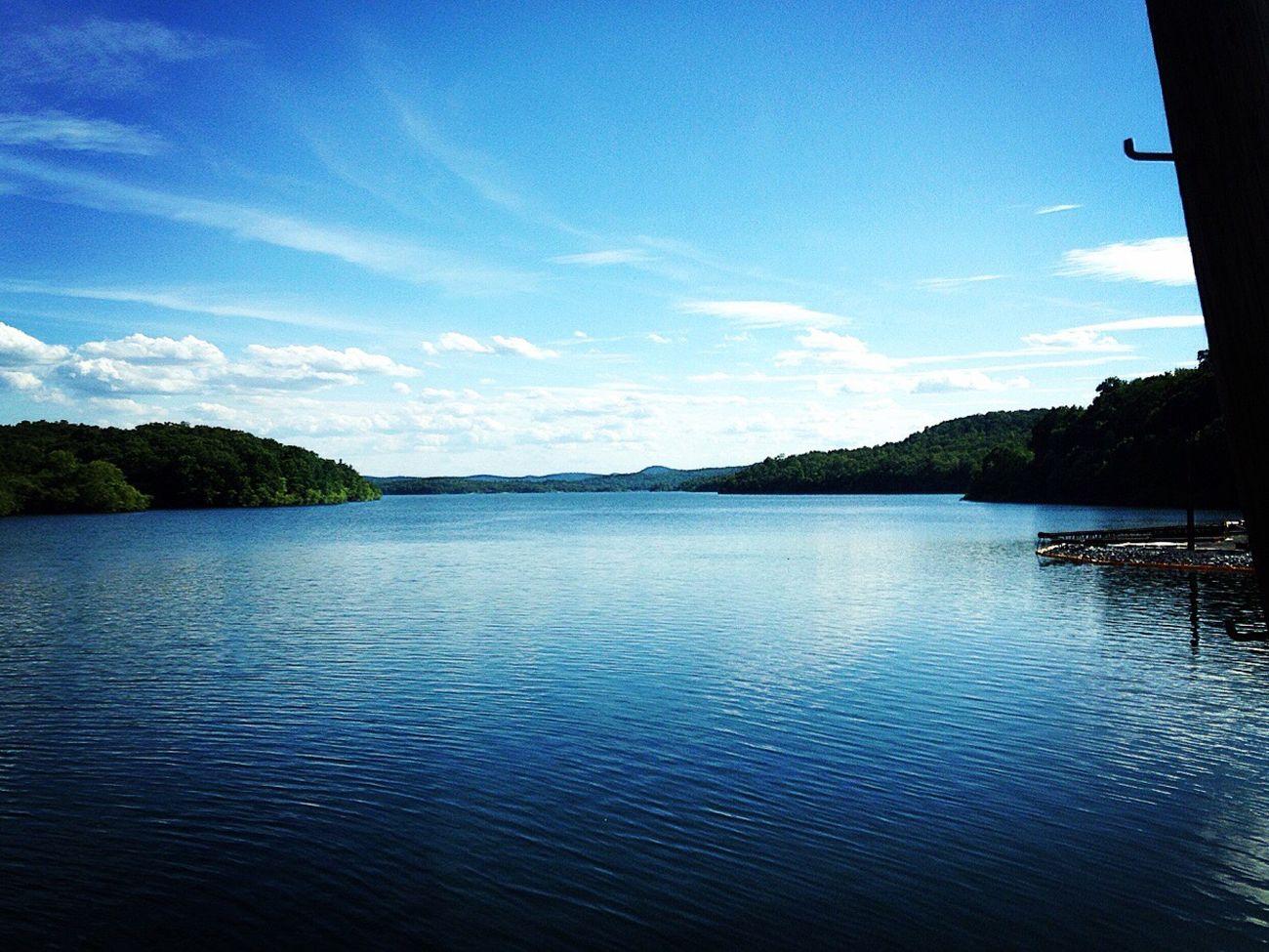 Wanaque Scenery Viewfrommyiphoneornikon Photography New Jersey Lake Lake Wanaque