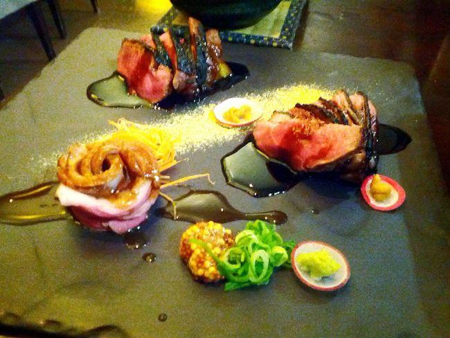 The Foodie - 2015 EyeEm Awards Duck Aubergine
