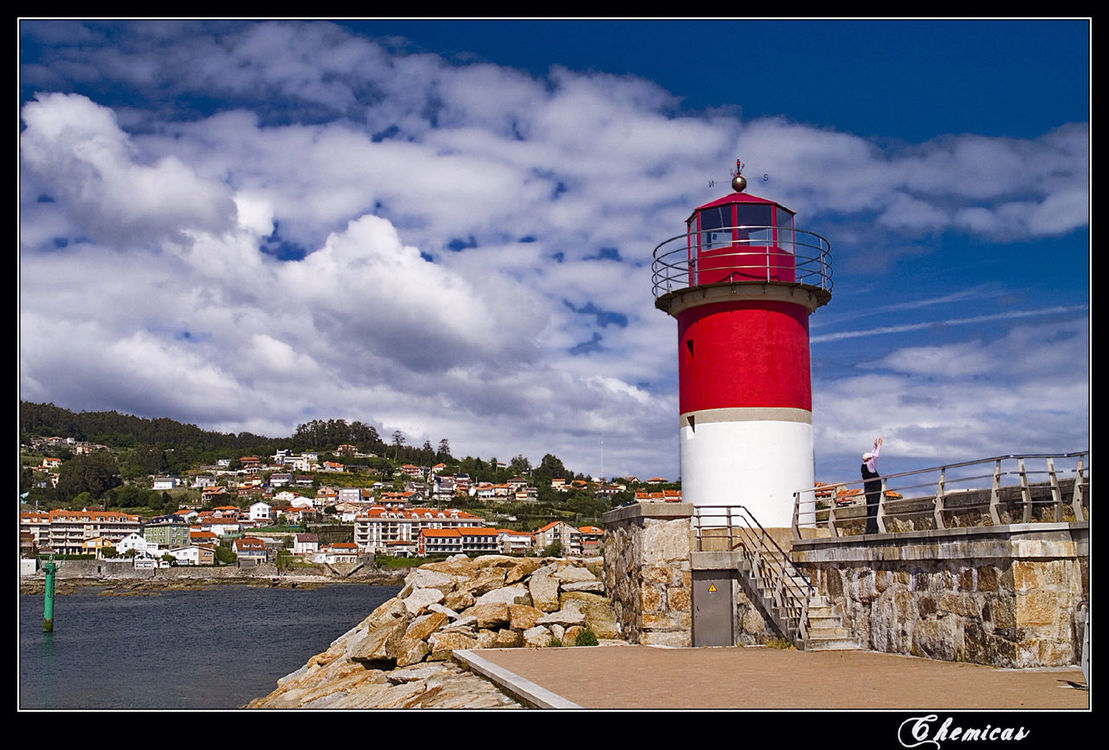 Lighthouse by Chemicas