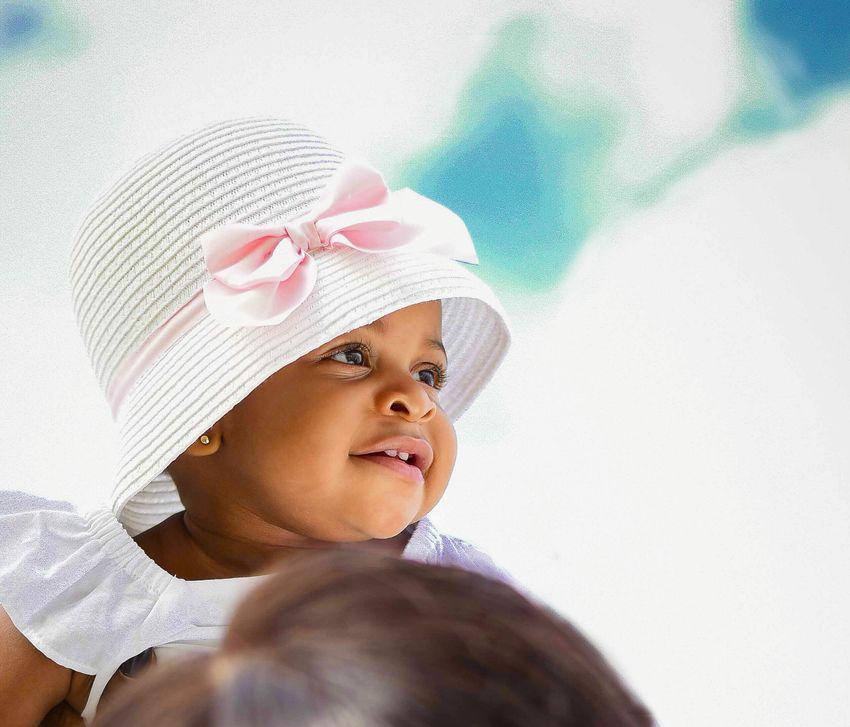 Babygirl Firstbirthdayphotoshoot Portrait Nikon D750 Outdoor Natural Light Portrait Nigeriankids