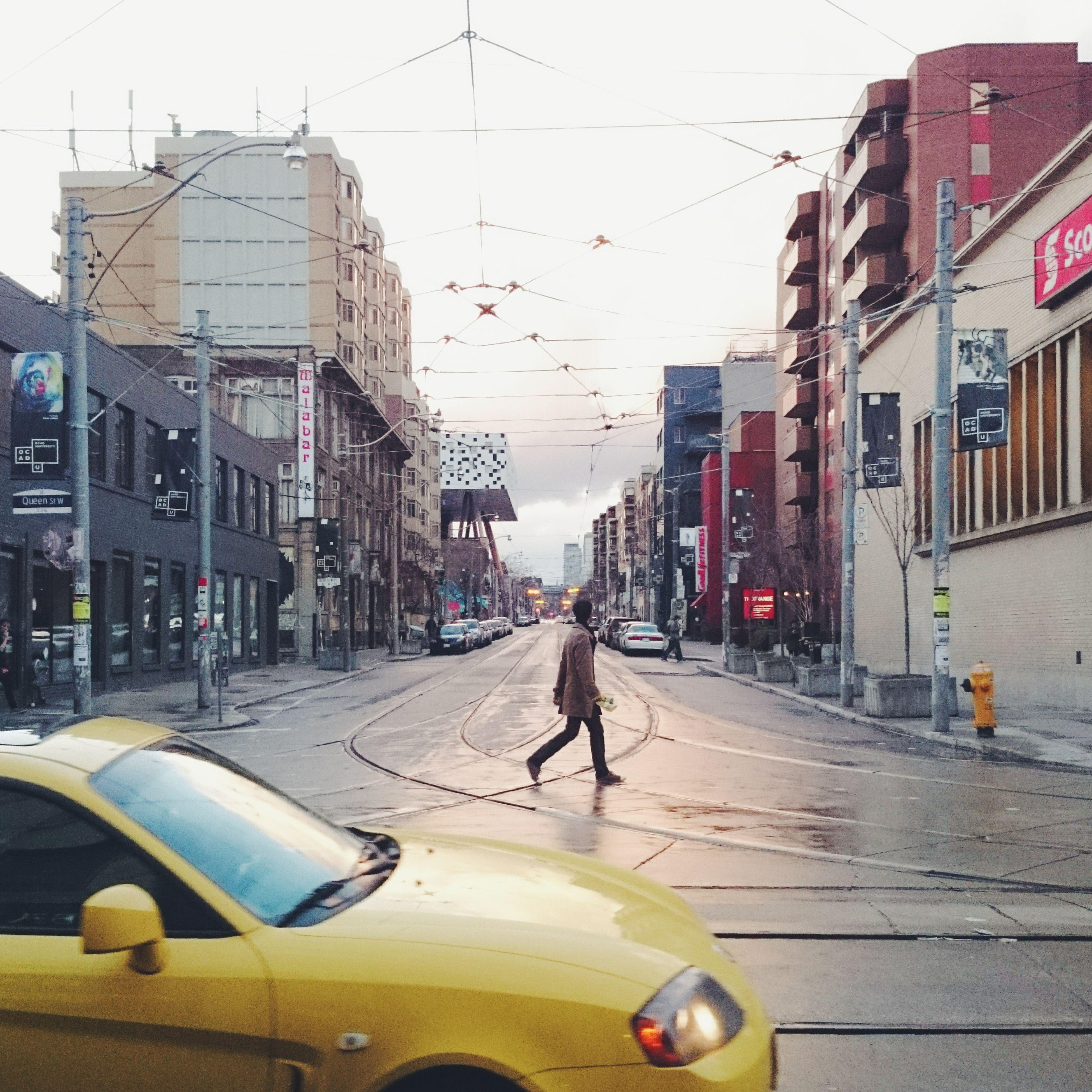 Queenstw Toronto Street Photography