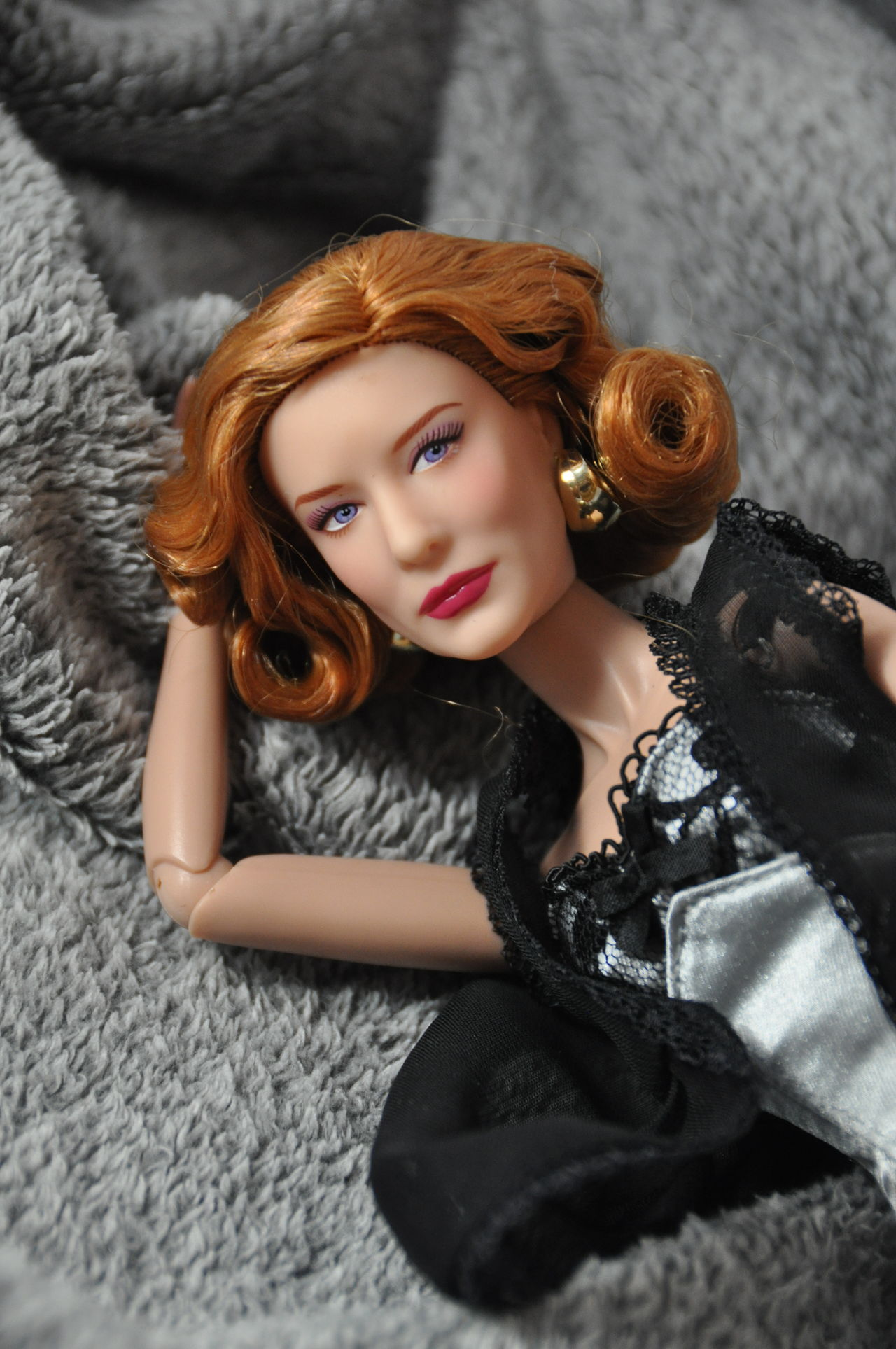 Barbie Barbie Collector Bollywood Cate Blanchett  Den Haag Doll Fashion Doll Fashion Photography Fashion Royalty Fisiomilano Holly Hollywood Miniature
