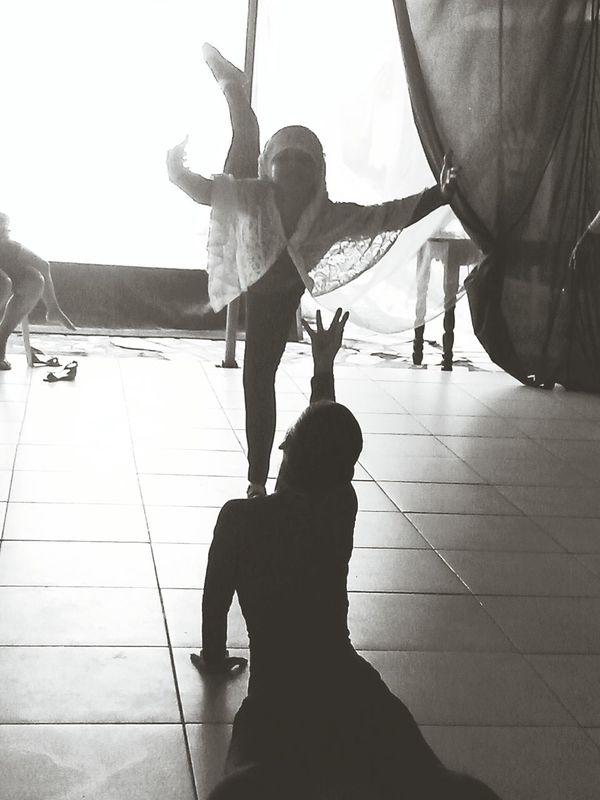 Ballet Adoraçao! Deus! Jesus Amado