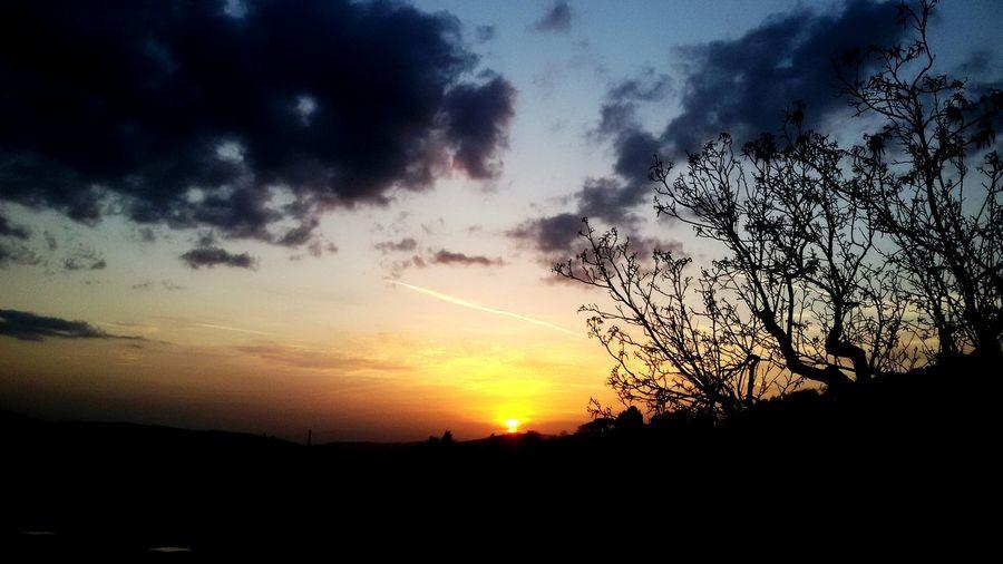 Sunset Hello World Relaxing EyeEm Best Shots Twilight Tuscany