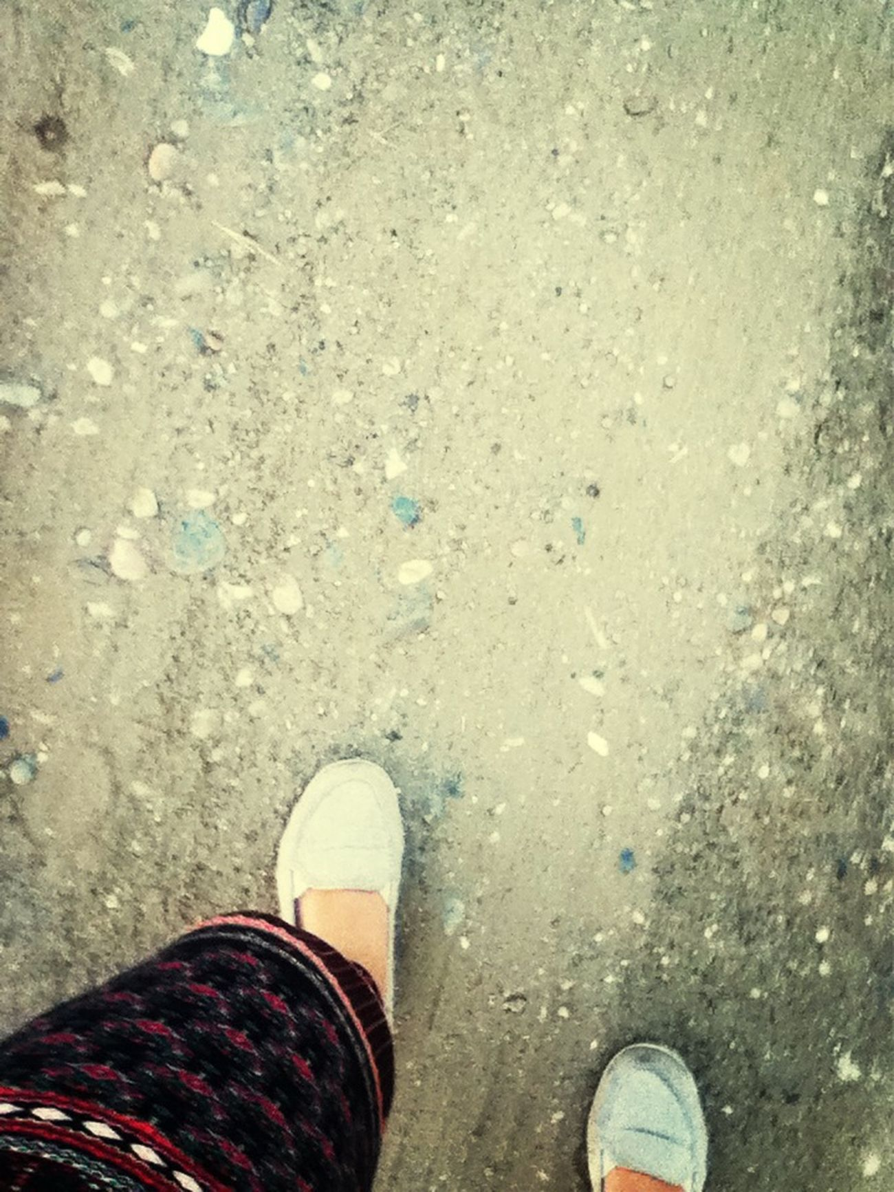 I Take The Road Not Taken!:) So I Take The Road To Awesoms!:) Walking Around My Leggings :) Adorable