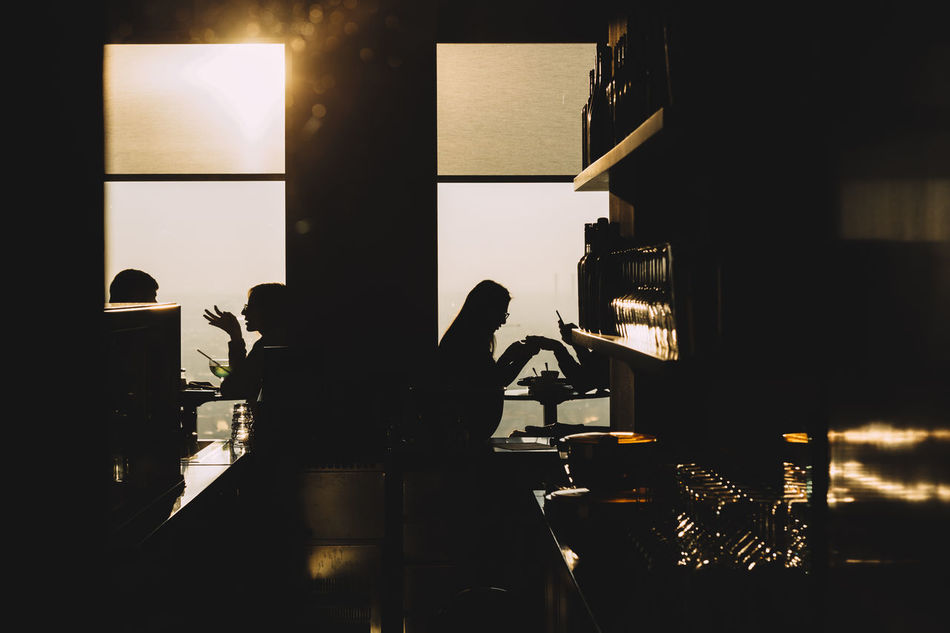 City people Business Business Lunch Cafe City City Life Cityscape Lunch People Real People Restaurant Restaurants Silhouette Silhouettes Sunset