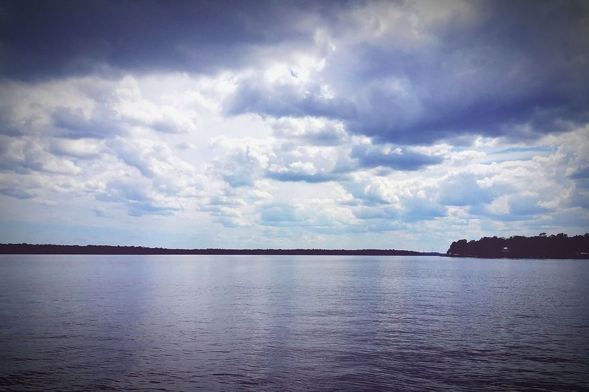 Landscape Cloud - Sky Lake Water Tranquility Cloudscape Beauty In Nature Outdoor Pursuit Scenics Nature Tranquil Scene Outdoors No People Rippled Sky Talquin Wetumpka Florida Lake Life Country Life Scenesofthesouth The Great Outdoors - 2017 EyeEm Awards