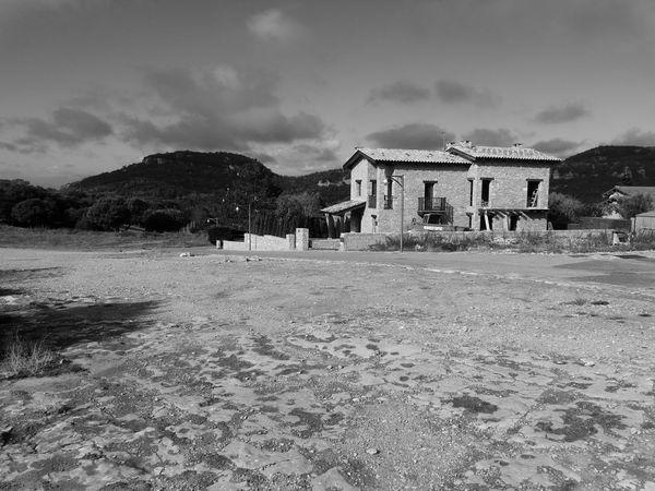 Casa Rural Masia Bosque Cataluña Girona Antigua Paisaje Soledad Bonito House Forest Catalonia Landscape Loneliness Beatiful My Photo