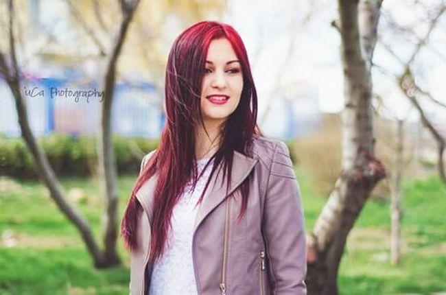 Portrait Color Portrait Model Photography Portrait Photography Portofolio Beautiful Girl Redhead