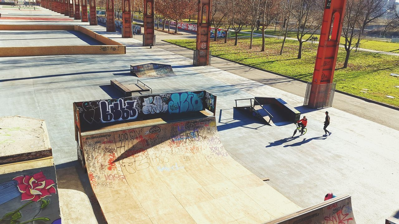Day No People Sunlight Outdoors Architecture Skate Urban