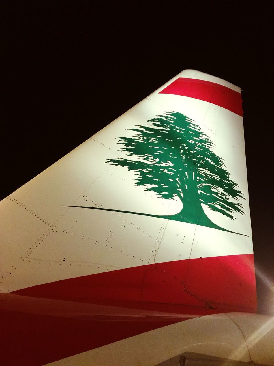 MEA Beyrud Middle East Airlines Aircraft