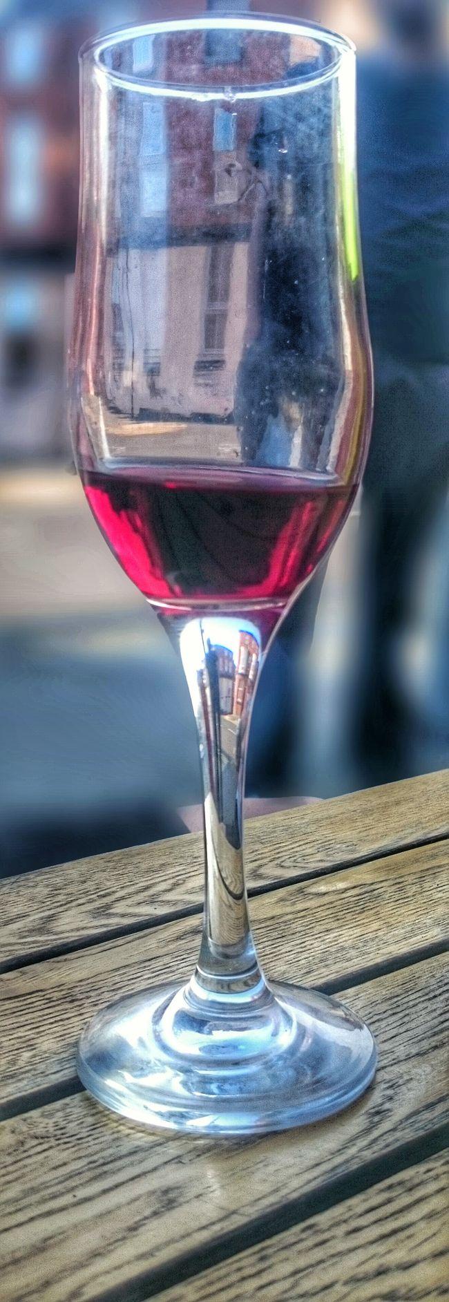 Wine Wineglass Red Rioja Reflection Defocus Backgound Defocus Summer Food And Drink Alchol Fine Art Photography