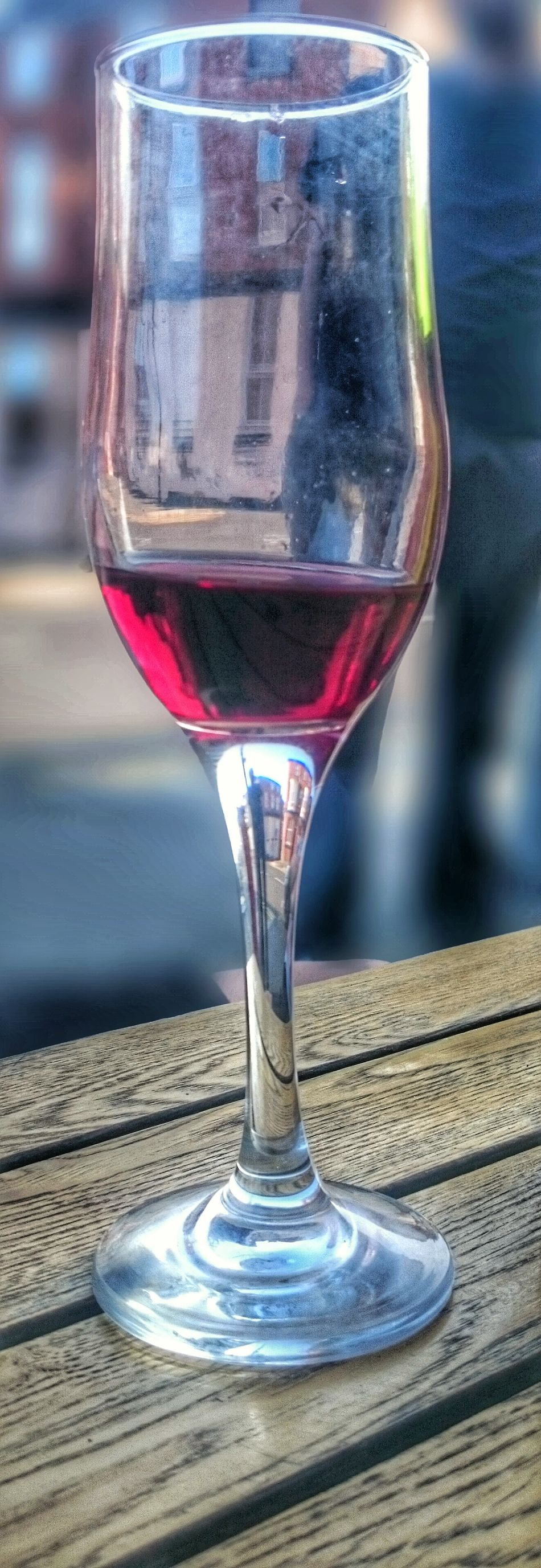 Wine Wineglass Red Rioja Reflection Defocus Backgound Defocus Summer Food And Drink Alchol Fine Art Photography