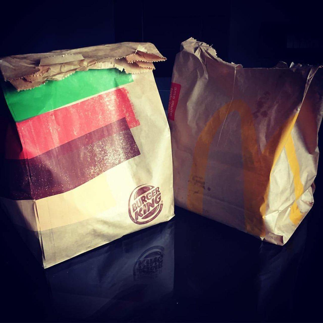 Qual o melhor? Eu amo os dois 😍 Fast Food Mcdonalds Burguer King Comidas