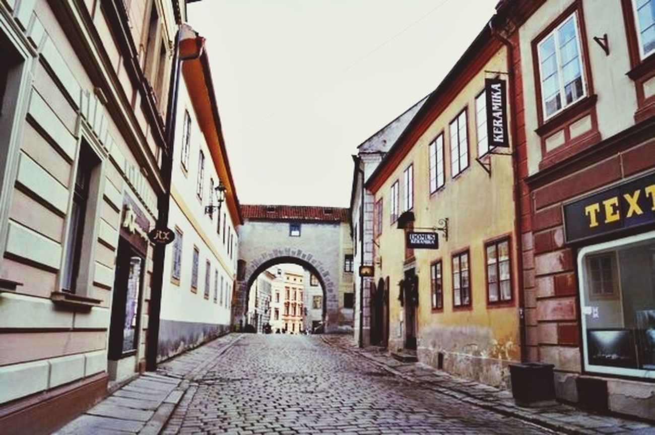Český Krumlov Czech Republic Traveling Travel