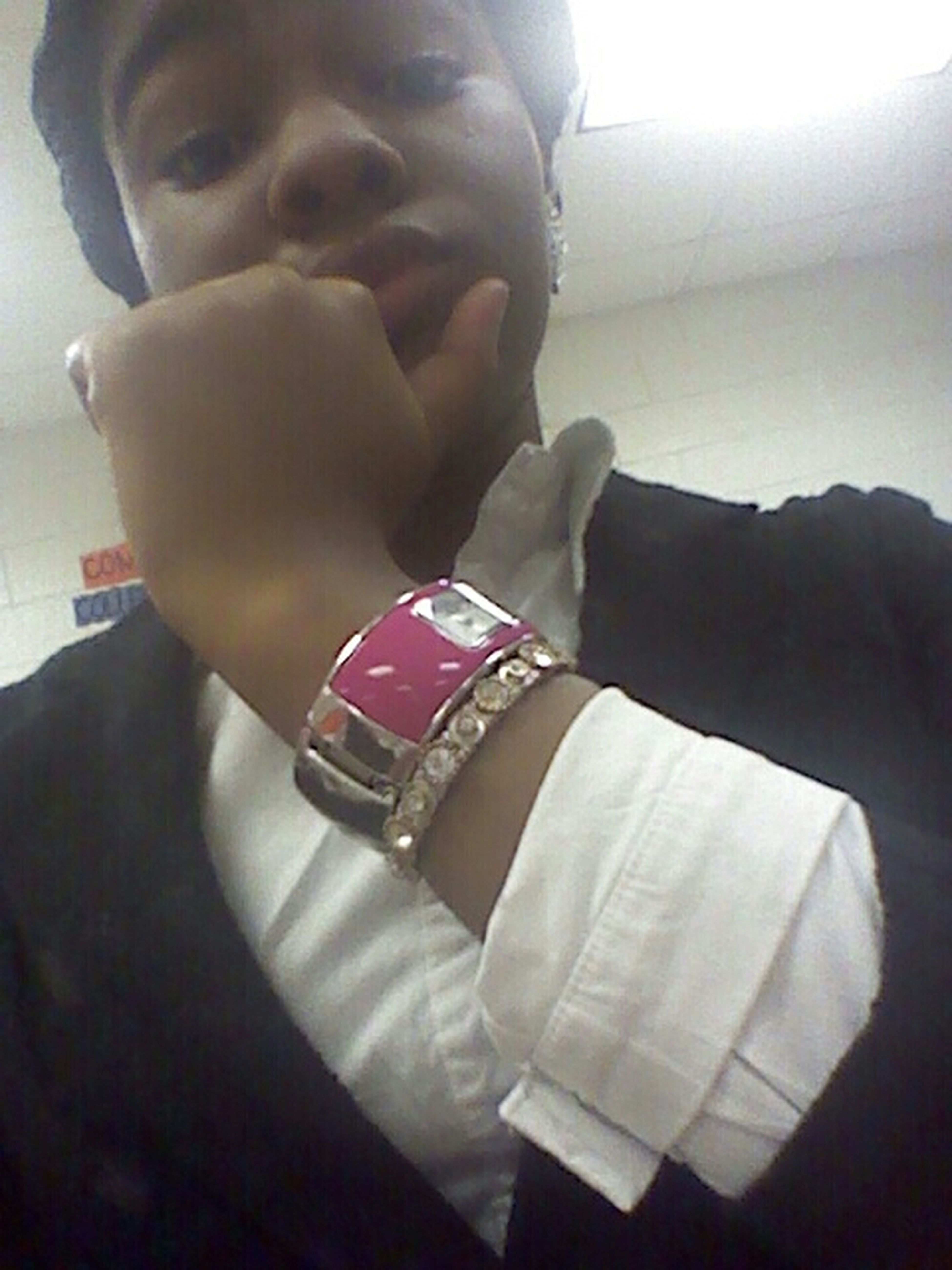 My 5th Period Face -___-