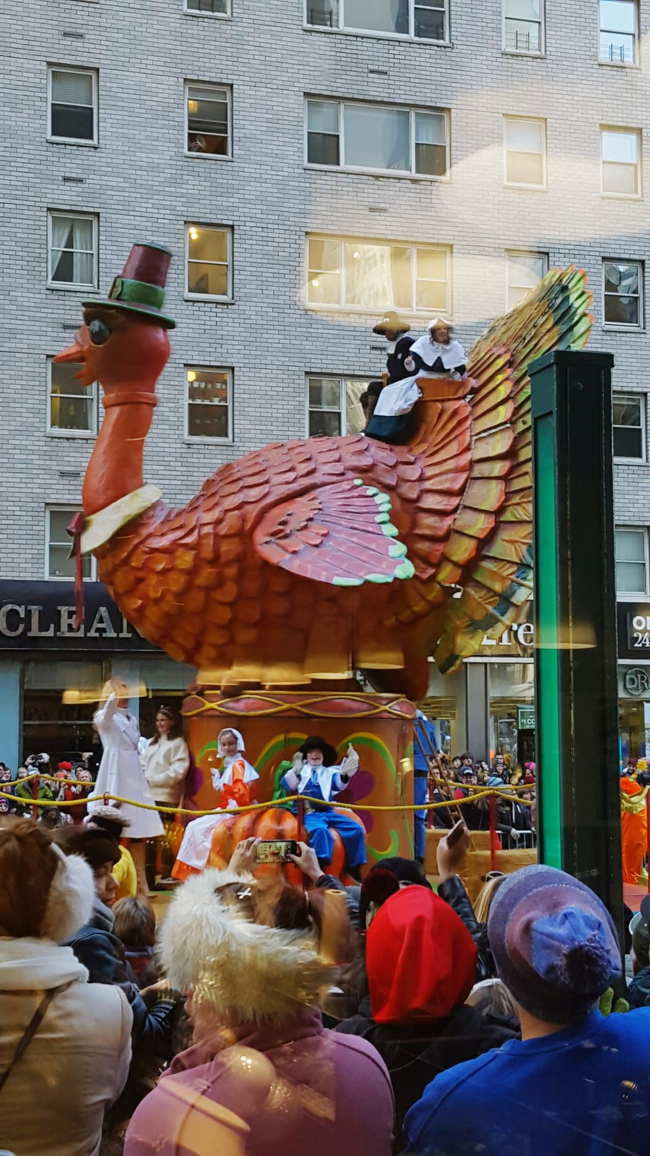 Happy Thanksgiving Day  New York City
