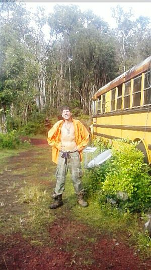 Iao at Puna, on the Big Island of Hawai'i. That's Me Loving Life! ! ! Healing Place  That's Me Psychedelic Reality LIVING TO. LOVE,LOVING TO. LIVE Expect To Win!