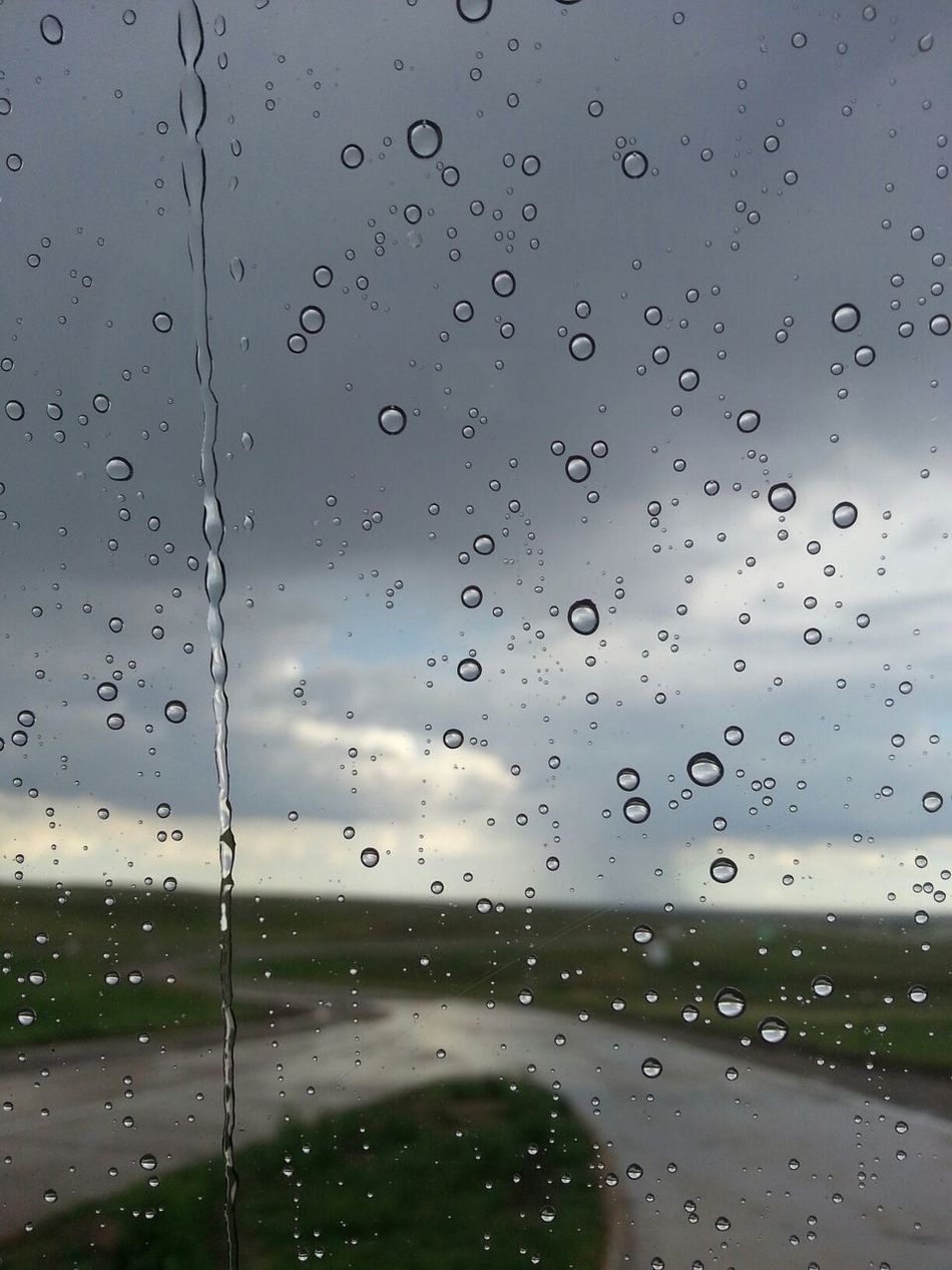 Spring Spring Rain Nebraska Clouds And Sky