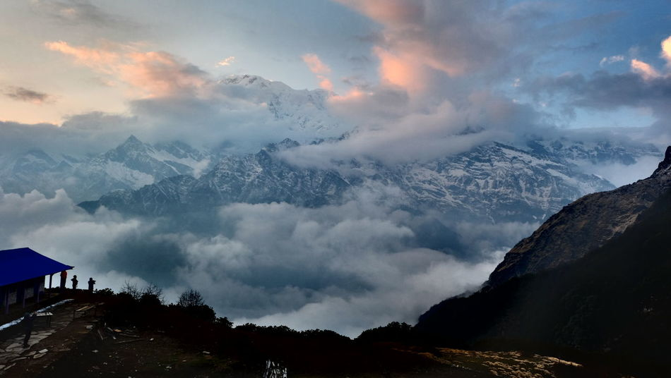 Beautiful stock photos of annapurna,  Adventure,  Beauty In Nature,  Built Structure,  Cabin