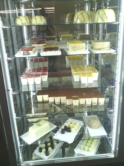 Pâtisseries Glacées