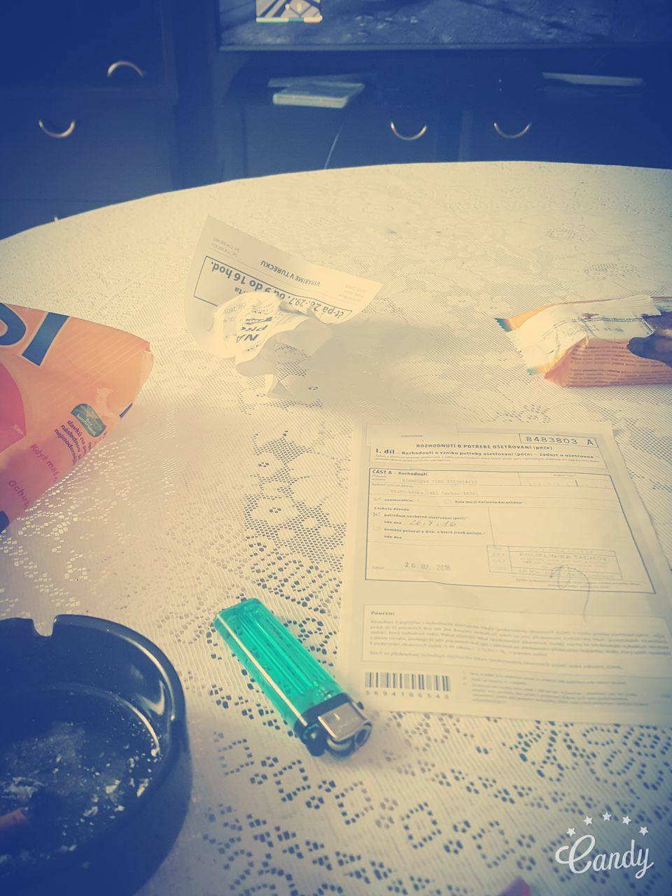 indoors, paper, table, finance, no people, currency, paper currency, close-up, day