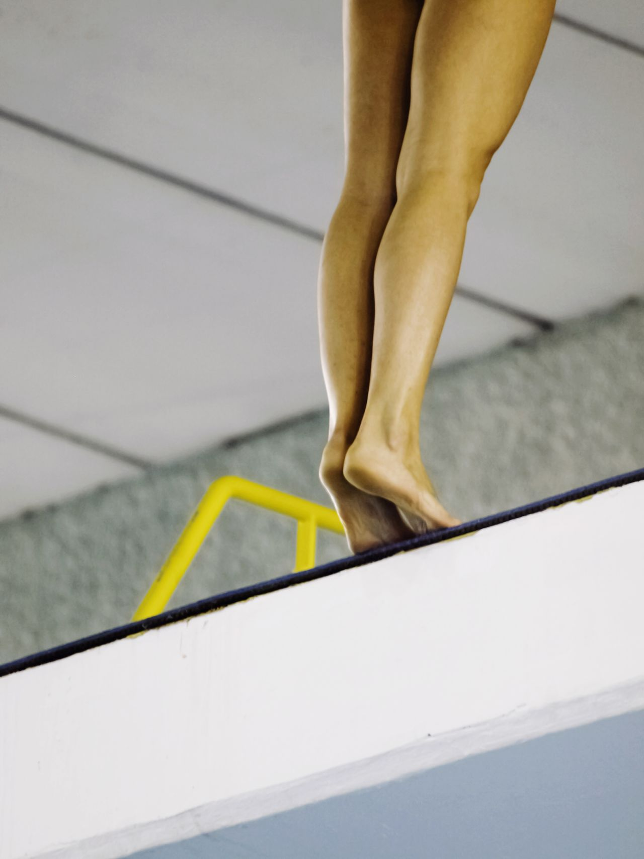 Beautiful stock photos of fitness, Barefoot, Day, Diving Platform, Focus On Foreground