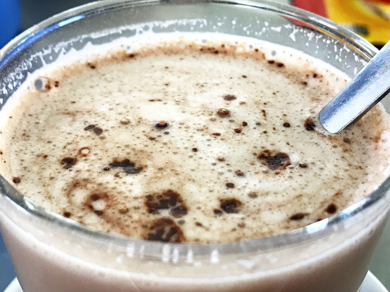 Breakfast Cacao Close-up Cocoa Coffee - Drink Coffee Time Colacao Cup Day Dessert Dessert Time! Desserts Drink Drinks Food Food And Drink Food And Drink Freshness Frothy Drink Indoors  Milk No People Refreshment Sweet Drink Sweet Food