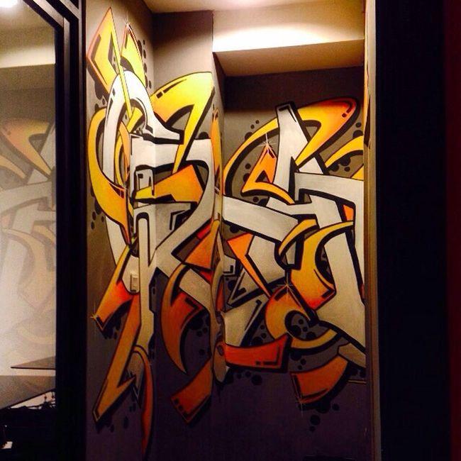 Graffiti Mural Art Kemang