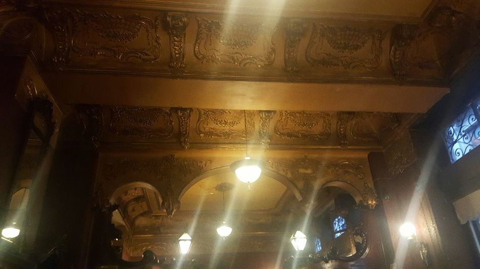 Cenando en La opera Cena LaOpera Centrohistorico Cdmx 5demayo Noche Magica Lluvia Arquitecture Dinner Time Nigth  Rain