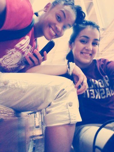 sister jazmine ♥
