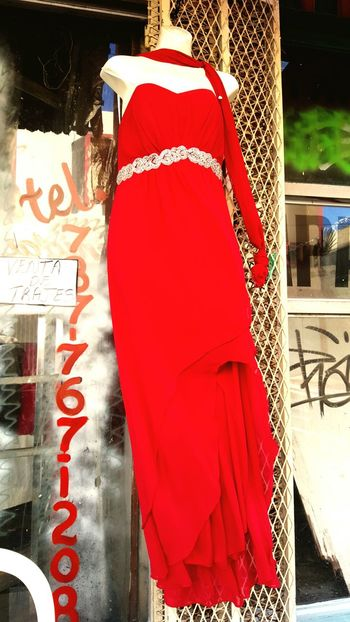 Outside Photography Life Shop Dress Red