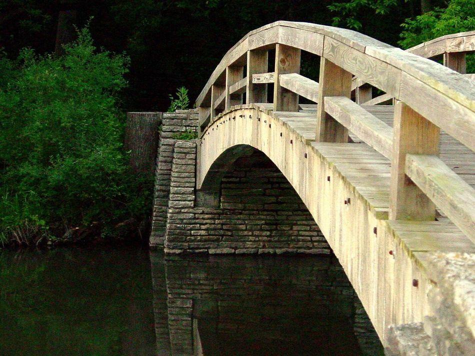 The Bridge Architecture Arch Travel Destinations Built Structure No People Outdoors Day Bridge Naperville Riverwalk Naperville Illinois Paths Walks Beautiful The Secret Spaces