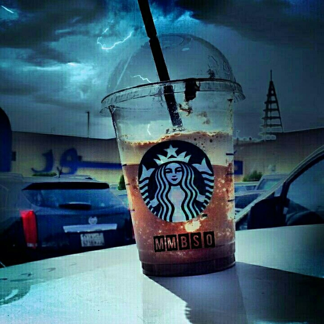 Nice day with my bast guys?❤ G_m Riyadh Starbucks