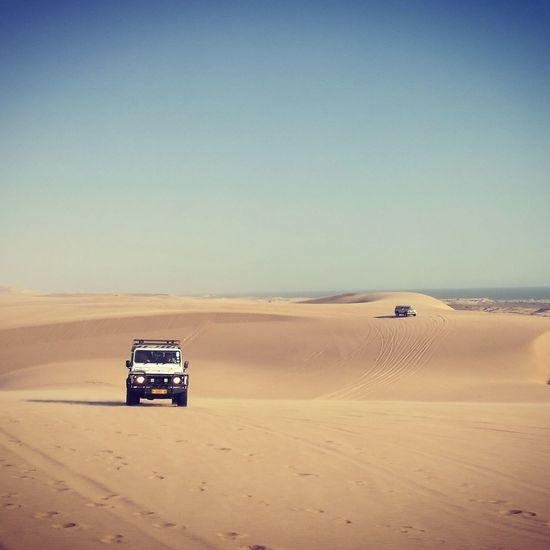 Desert Landscape Desert Deserts Around The World Namibia Landscape Dunes NamibiaPhotography Namib Naukluft National Park Namib Dunes Namib Desert 4x4 Landrover Defender